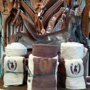 Western Towel Set