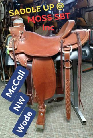 Saddles: Casper, WY: Moss Saddles Boot & Tack